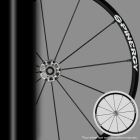 Rayon pour roue Spinergy