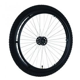 Paire de roue complète VTT
