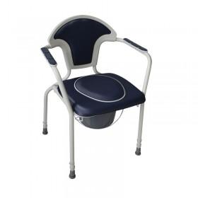 Chaise de toilettes réglable